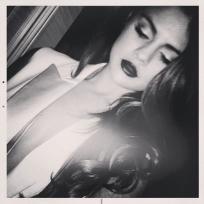Selena on Instagram