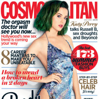 Katy Perry Cosmopolitan Cover 2014