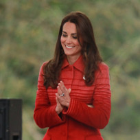 Kate Middleton in Crieff