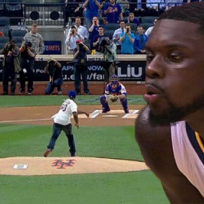 Lance Stephenson Blows on 50 Cent