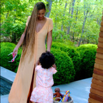 Beyonce and Blue Ivy Photos!