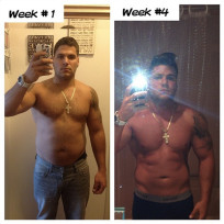 Ronnie ortiz magro weight loss