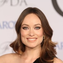 Olivia Wilde at Fashion Awards