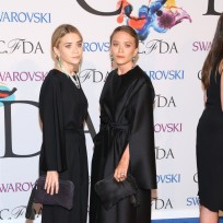 Olsens at fashion awards