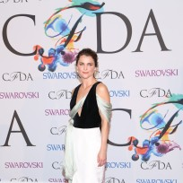 Keri Russell at Fashion Awards