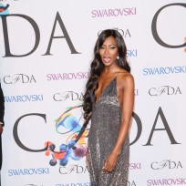 Naomi Campbell at Fashion Awards