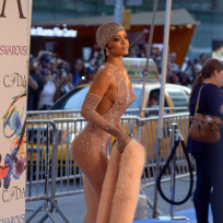 What do you think of Rihanna's CFDA dress?