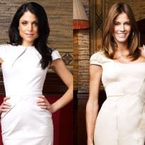 19 real housewives feuds for the ages bethenny frankel vs kelly bensimon
