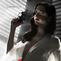 Eva green photoshopped sin city poster