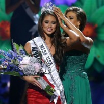 Nia Sanchez: Miss USA!
