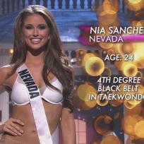 Nia Sanchez Miss USA Pic