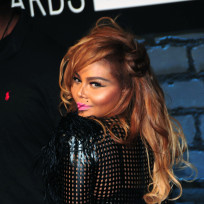 Lil kim red carpet pic