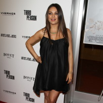 Mila Kunis Pregnant Photo