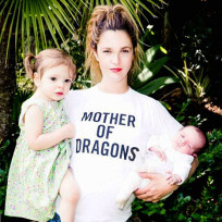 Drew barrymore mother of dragons