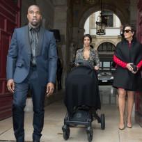 Kanye, Kris and Kim