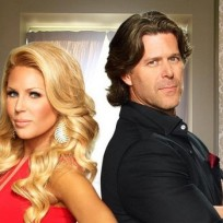 Gretchen Rossi, Slade Smiley Pic
