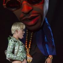 Miley Cyrus in Spain
