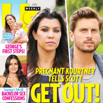 Scott Disick, Kourtney Kardashian Fighting!