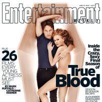 Stephen moyer anna paquin ew cover