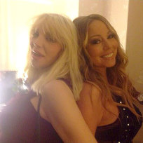 Courtney love mariah carey