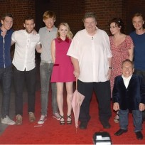 Harry potter cast reunion photo