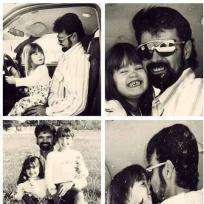 Demi Lovato Father Montage