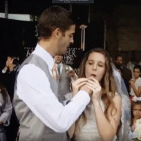 Jill Duggar Wedding Picture
