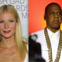 Gwyneth paltrow and jay z