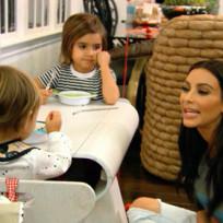 Kim, Mason and Penelope