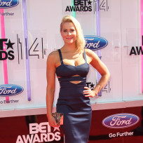 Brittany Daniel BET Awards Photo