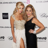 Camille-grammer-and-adrienne-maloof-photo