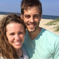Jill Duggar and Derick Dillard Honeymoon Photo