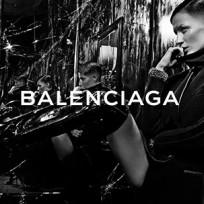 Gisele Bundchen Balenciaga Ads