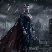 Henry Cavill in Batman v Superman: Dawn of Justice