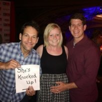 Paul rudd birth announcement