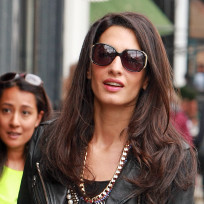 Amal-alamuddin-in-london