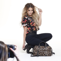 Vanessa Hudgens Models for Bongo Jeans