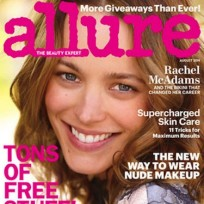 Rachel mcadams allure cover