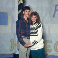 Old Jase and Missy Robertson Photo