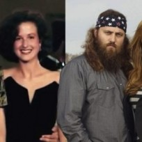 Willie and Korie Then and Now