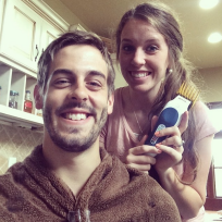 Jill Duggar and Derick Dillard Instagram Photo