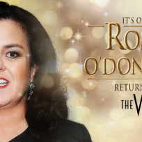 Rosie odonnell returns