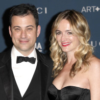 Molly-mcnearney-with-jimmy-kimmel
