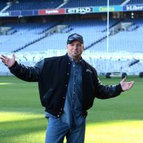 Garth Brooks in a Stadium