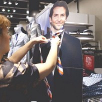 Trying on Ties With Brad!