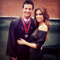 Katherine webb aj mccarron photo
