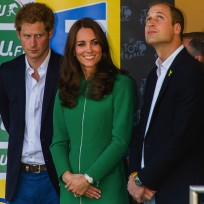 Kate william and harry