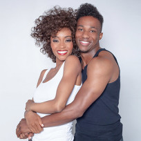 Yaya decosta as whitney houston