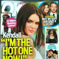 Kendall Jenner Tabloid Kover