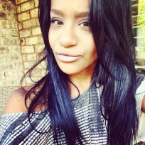 Bobbi Kristina Brown Selfie